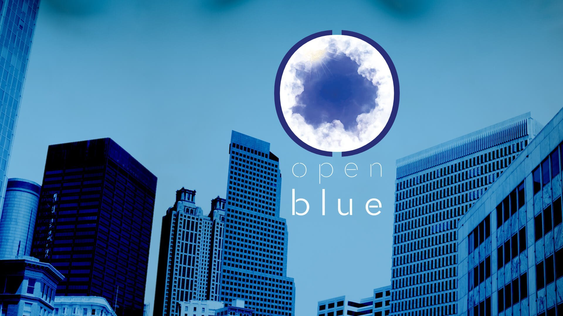 Welcome to Open Blue!