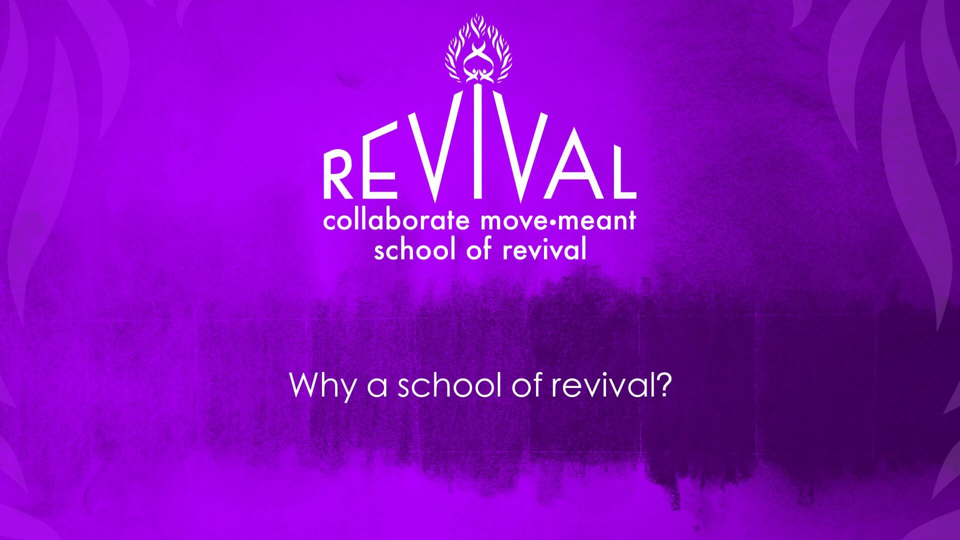 You are currently viewing Introducing the Collaborate Move•Meant School of Revival