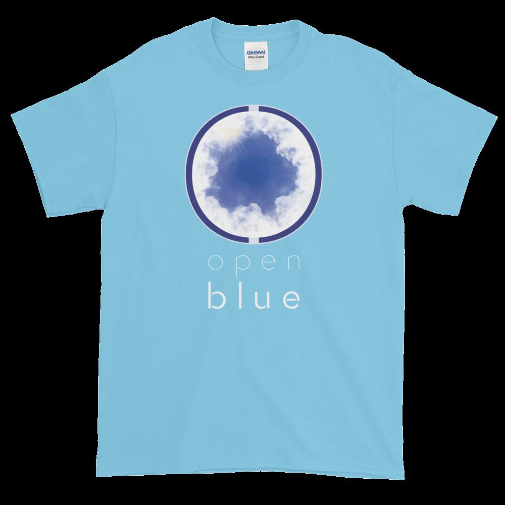 Classic Open Blue Logo